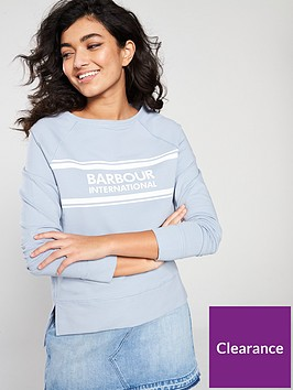 barbour-international-pitch-sweat-top-ice-blue