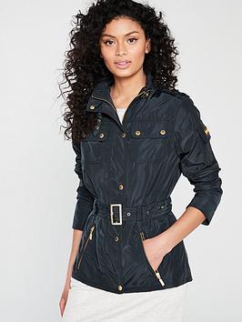 barbour-international-swingarmnbspstrapped-belt-jacket-black