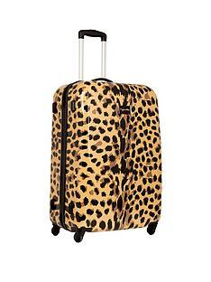 myleene-klass-myleene-klass-4-wheel-large-case-leopard