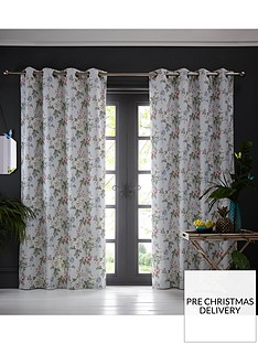oasis-home-bailey-eyelet-curtains-ndash-blue
