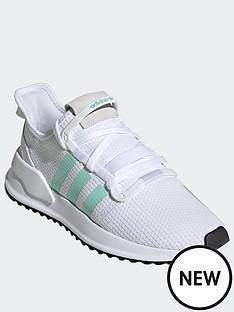 f4f6398f6e13d adidas Originals U Path Run - White Mint