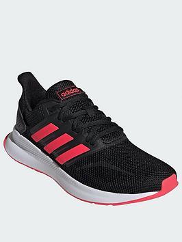 adidas-runfalconnbsp--blackpinknbsp