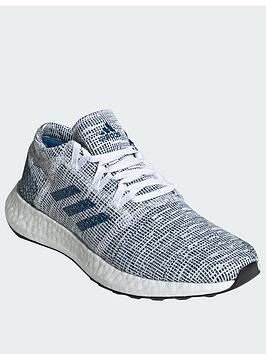 ef581cc07 adidas Pureboost Go - Blue White