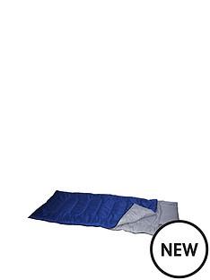 highland-trail-trekker-300-single-sleeping-bag-30cm-pillow