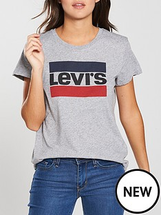 levis-levis-the-perfect-t-shirt-greynbsp