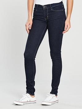 Levi's Levi'S Innovation Super Skinny Jeans - Indigo Picture