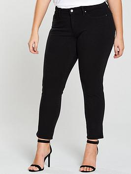 Levi's Plus Levi'S Plus 311&Trade; Shaping Skinny Jeans - Black Picture