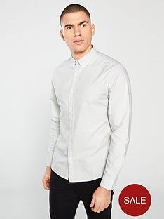 v-by-very-button-down-oxford-shirt--nbspstone