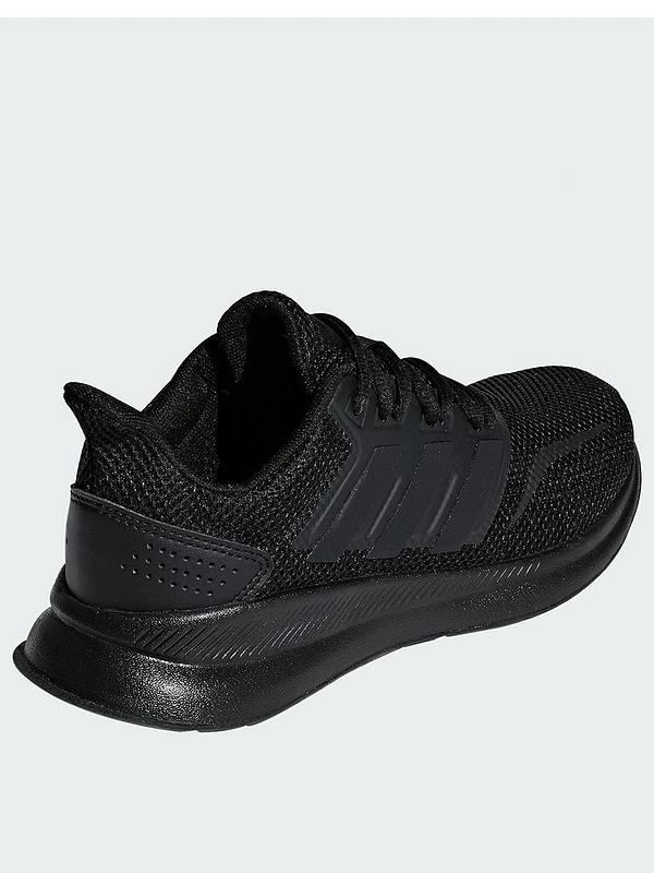 Falcon Junior Trainers - Black