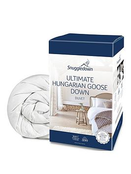 Snuggledown of Norway Snuggledown Of Norway Hungarian Goose Down 10.5 Tog  ... Picture