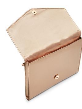 7a3c84fff315 ... Cersei Bow Envelope Pouch Bag - Rose Gold. View larger
