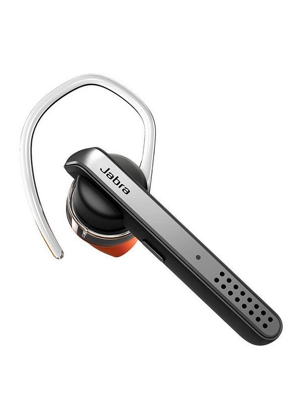 Talk 45 Bluetooth In Car Headset Silver
