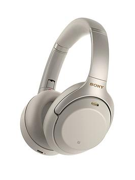 Sony Sony Wh-1000Xm3 Wireless Noise-Cancelling Bluetooth Headphone With  ... Picture