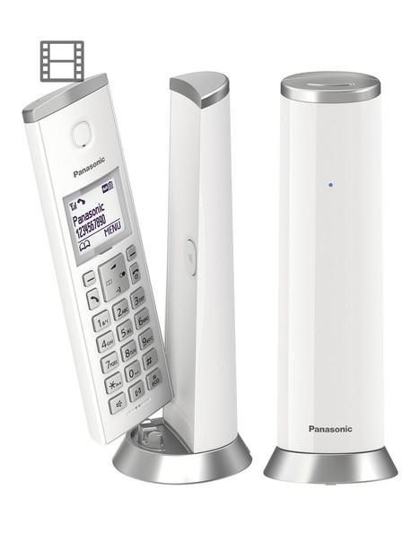 panasonic-kx-tgk222ew-digital-cordless-telephone-with-15-lcd-screen-nuisance-call-blocker-and-answering-machine-twin-dect-white