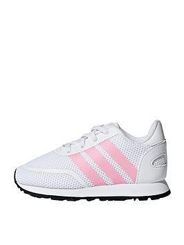 adidas-originals-n-5923-infant-trainers-whitepink