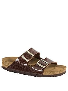 birkenstock-arizona-two-strap-narrow-fit-sandals-brown