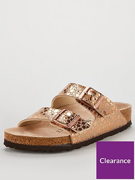 birkenstock-arizona-two-strap-narrow-fit-sandals-metallic-copper