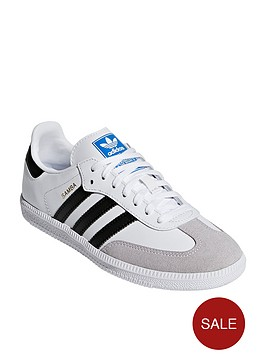 adidas-originals-samba-junior-whiteblacknbsp