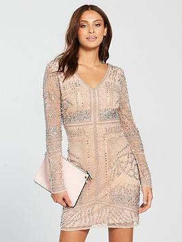 frock-and-frill-frock-and-frill-embellsihed-bodycon-mini-dress