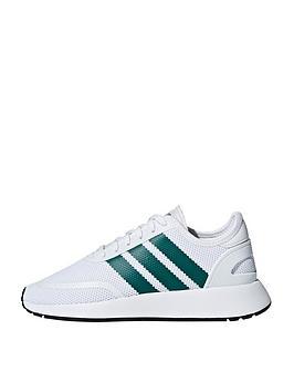 adidas-originals-n-5923-junior-trainers-whitegreen