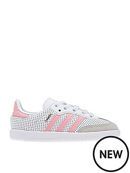 7fb737652cb adidas Originals Adidas Originals Samba Infant Trainers ...