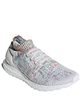5753bd1129658 adidas Ultraboost Uncaged Trainers - White Multi