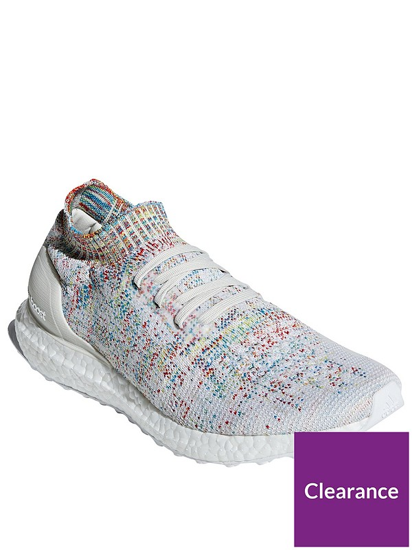 buy popular fc5ab 460ad Ultraboost Uncaged Trainers - White/Multi