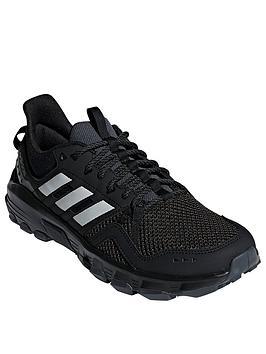 77292e541d1c4 adidas Rockadia Trail Trainers - Black