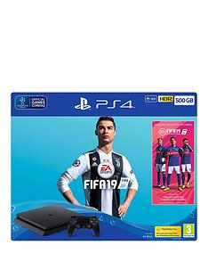 playstation-4-fifa-19-500gb-console-bundle-with-optional-extras