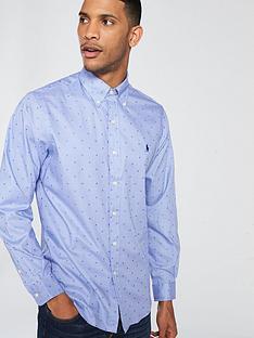 polo-ralph-lauren-golf-lux-twill-check-long-sleeve-shirt-blue