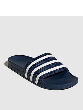 adidas Originals  Adidas Originals Adilette - Navy