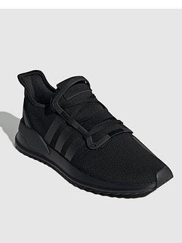 adidas Originals Adidas Originals U Path Run - Black Picture