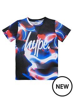 hype-boys-short-sleeve-marble-print-t-shirt