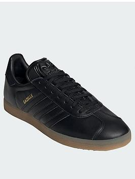 adidas Originals Adidas Originals Gazelle - Black/Gum Picture