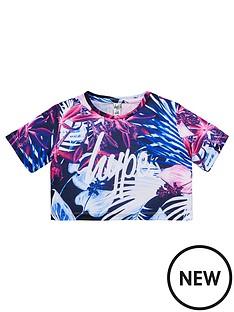 hype-girls-tropical-print-crop-t-shirt
