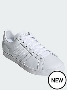 adidas Originals Court Star - White White aade72f78