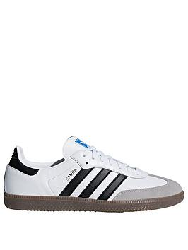 adidas Originals Adidas Originals Samba Og Trainers - White Picture