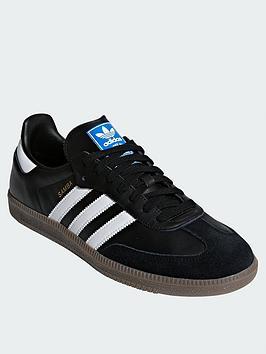 adidas Originals Adidas Originals Samba Og Trainers - Black Picture