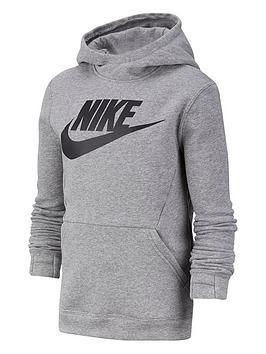 Nike Nike Boys Nsw Club Fleece Hoodie Picture