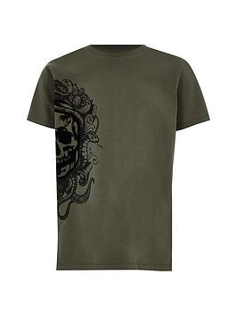 river-island-boys-khaki-green-skull-print-t-shirt