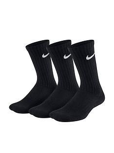 nike-childrens-3-pack-performance-socks-black