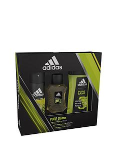 adidas-pure-game-50ml-edt-150ml-body-spray-250ml-shower-gel-gift-set