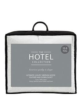 Hotel Collection Hotel Collection Ultimate Luxury Siberian Goose Down 13.5  ... Picture