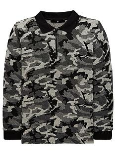 v-by-very-boys-knitted-zip-fastening-polo-shirt-camo