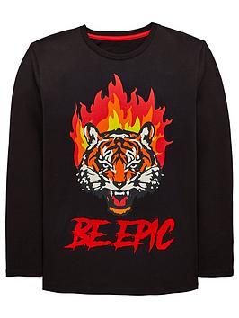v-by-very-boys-be-epic-flocked-tiger-print-long-sleeve-t-shirt-black