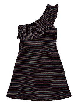 v-by-very-rainbow-sparkle-stripe-one-shoulder-party-dress