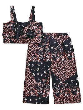 v-by-very-girls-floral-print-culotte-co-ord-outfit