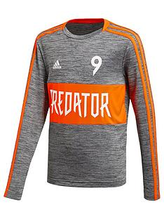 adidas-youth-predator-long-sleeve-tee