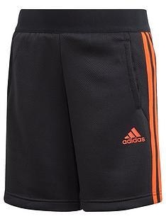 adidas-youth-predator-3-stripe-short