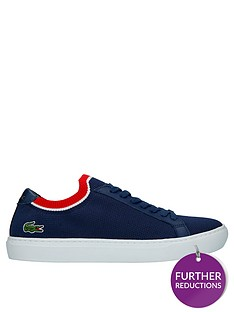 lacoste-la-piquee-trainers-navy